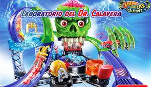 imagenes de calaveras que cambian de color juguetes el laboratorio del doctor calavera el blog de mar