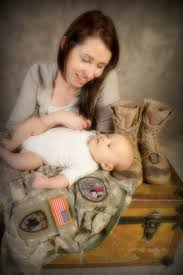 baby dog tags and baby s army blouse boots and dog tags baby 2