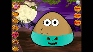 pou halloween costume movie games for kids new video for girls