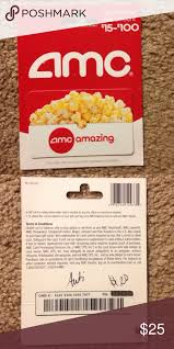 amc theatre gift card brand new 20 amc theater gift card brand new gift card for