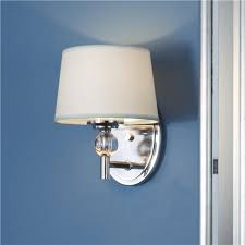 Chrome Bathroom Sconces Awesome Polished Chrome Bathroom Sconces Designs Interior Decoration