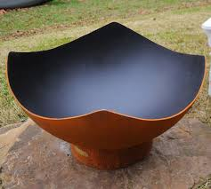 Steel Firepits Made Outdoor Pit