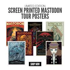 mastodon rocks official store mastodon official store