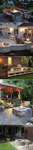 Patio Backyard Ideas by 660 Best Outdoor Spaces Images On Pinterest Outdoor Patios