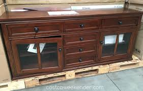 Media Console Tables by Decorating Gorgeous One Piece Costco Entertainment Center For