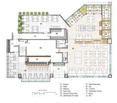 Floor Plan Restaurant Kitchen Galeria De Restaurante Kotobuki Ivan Rezende Arquitetura 17
