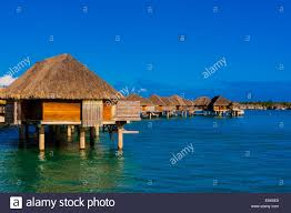overwater bungalows four seasons resort bora bora french