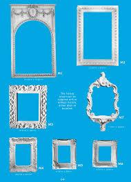 mirror frames ceiling panels ornamental plaster plaster