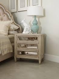 nightstands mirrored nightstand home goods mirrored nightstand
