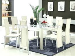 White Marble Dining Table Dining Room Furniture Dining Table Contemporary White Marble Dining Table Chairs For