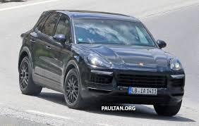 porsche cayenne 2016 colors 2018 porsche cayenne spotted weather testing