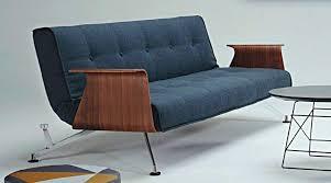 canape lit design clubber bleu nist accoudoirs innovation