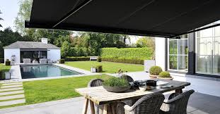 House Awnings Ireland Louvered Roof Awning Roller Blinds Brustor