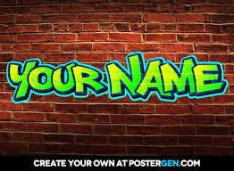 graffiti converter graffiti creator postergen