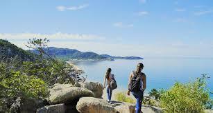 island walking trails sealink queensland