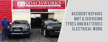 garage edinburgh experienced mechanics rs coachworks
