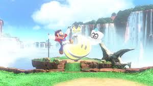 The Boss Six Flags Super Mario Odyssey Guide Cascade Kingdom All Power Moon