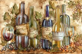 Grapes And Wine Home Decor Story Of Okanagan Wine From Grape To Glass