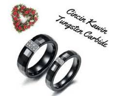 cincin tungsten carbide yuk kenali 9 bahan logam mulia yang dapat digunakan untuk membuat