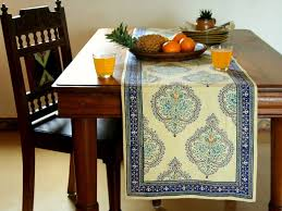 Table Runners For Dining Room Table Blue Table Runner Yellow Table Runner Dining Room Table Runner