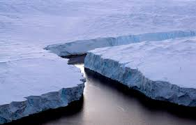 Breaks Away When An Antarctic Iceberg The Size Of A Country Breaks Away What