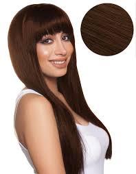 clip in bangs cleopatra clip in bangs chocolate brown 4 bellami bellami hair