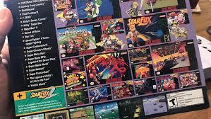 nintendo u0027s super nes classic is real games price release date