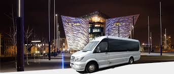luxury minibus belfast minibus hire belfast chauffeur kudos executive travel