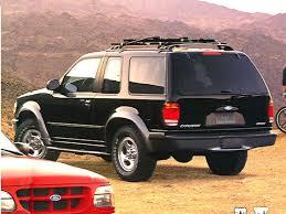 99 ford explorer 2 door 1999 ford explorer overview cars com