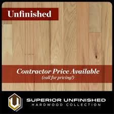 2 1 4 x 3 4 oak 1 common unfinished hardwood flooring