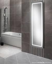 Backlit Bathroom Mirror by Petal Designer Steam Free Led Backlit Bathroom Mirror