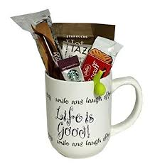 hot cocoa gift set coffee tea cocoa mug gift set with starbucks via coffee starbucks