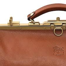 Cowhide Briefcase Briefcase In Cowhide Leather D0017 Color Light Brown Cognac