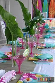 hawaiian party ideas luau birthday party ideas