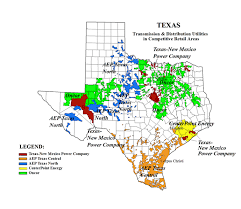 Garland Power And Light Utility Companies In Texas