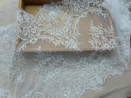 tende in pizzo francese tessuto di pizzo chantilly francese bianco pizzo trim graceful