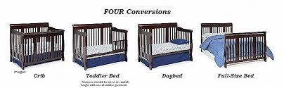 Stork Craft Tuscany 4 In 1 Convertible Crib Toddler Bed Luxury Toddler Bed Mattress Dimensions Toddler Bed