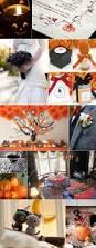 halloween wedding inspiration board