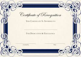 ffa certificate template certificate ffa certificate template