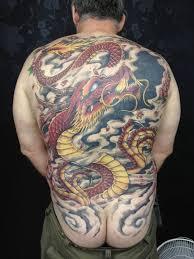 tattoo dragon full back amazing full back piece japanese dragon tattoos for men nsfw