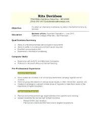 resume for high student pdf resume template high graduate