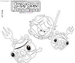 100 ideas angry birds star wars 2 coloring pages