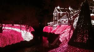 clifton ohio christmas lights the mill with christmas lights picture of clifton mill clifton