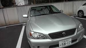 lexus for sale from japan 2001 toyota as 200 l package altezza for sale tokyo japan youtube