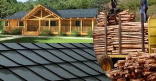 One Story Log Cabins Wikidee Niche News