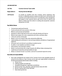 Sample Of Resume With Job Description by Team Leader Job Description 18 Fields Related To Keller Williams