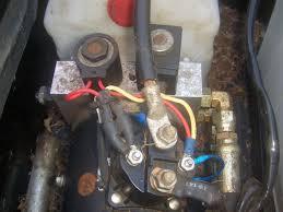 wiring diagram for hydraulic dump trailer the and pump gooddy org