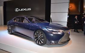 lexus lf lc price canada lexus lf lc concept picture gallery photo 2 4 the car guide