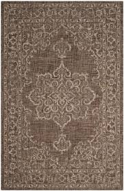 How To Clean Indoor Outdoor Rugs by Traditional Indoor Outdoor Rug Easy Clean Rugs Safavieh