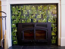 hand crafted reynolds nelson fireplace tile surround by shari bray